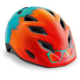 MET Elfo Helm orange rayban